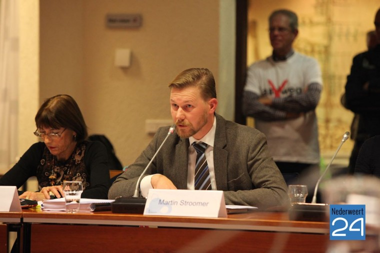 Raadsvergadering Randweg Nederweert