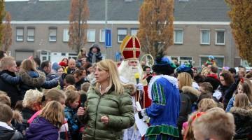 Intocht Sinterklaas Ospel