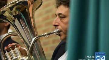 Zondagmiddagconcert Harmonie Sint Joseph Nederweert
