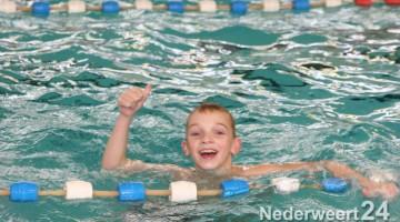 Reddingsbrigade Nederweert organiseert Zwem4daagse