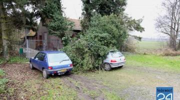 boom op auto