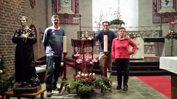 Gerardus-Majella kerk in Nederweert-Eind 4