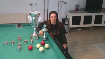 Jolanda Beerens Kampioen 2013