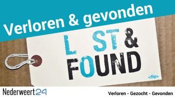 Lost-and-Found verloren gevonden