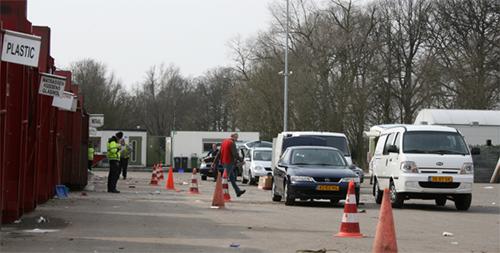 milieustraat weert vanaf 1 januari op dinsdagen gesloten - nederweert24