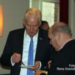 Minister Plasterk opent Rembrandt