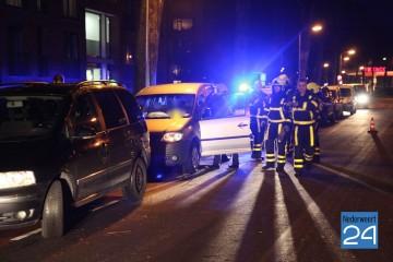 Ongeval Graafschap Hornelaan Weert