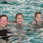 Start Zwemvierdaagse Laco Nederweert