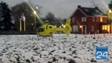 Traumahelikopter Weert 1177