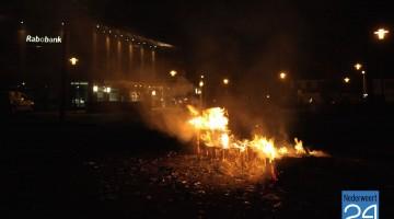 brand raadhuisplein