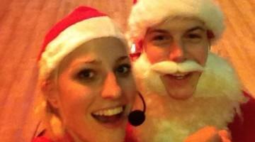 Gezellige kerstborrel & workout bij SportivaLife