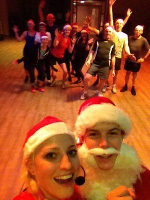 kerst workout