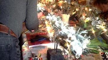 Kerstworkshops bij Hof van Schoor