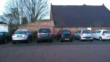 parkeerplaats burgemeester grijemansstraat