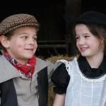 jeugdboerenbruidspaar Nederweert-Eind
