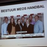 MEOS Handbal Nederweert-Ospel bestuur