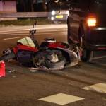 Ongeval Brugstraat