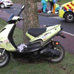 Ongeval Scooter