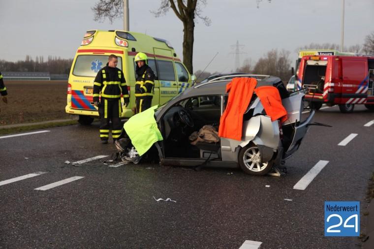 Ongeval N280 Kelpen-Oler 1586