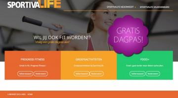 Nieuwe website voor SportivaLife Nederweert