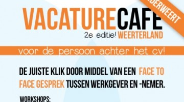 Vacature cafe