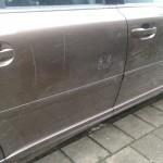 auto beschadigd nederweert 4