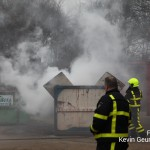 Containerbrand Weert