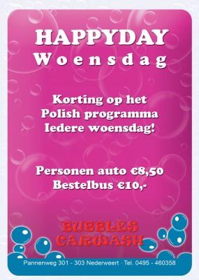 Polishprogramma woensdag