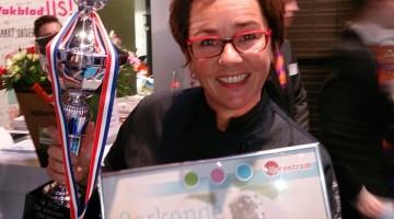 Marjo Janssen IJsalon Florence Nederweert IJScreatie 2015