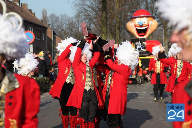 Optocht Nederweert Carnaval
