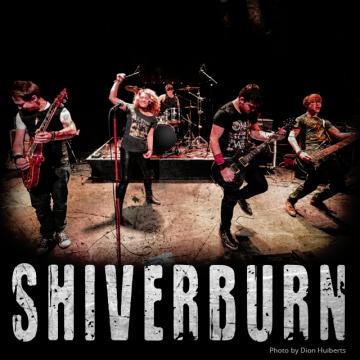 Shiverburn Dion Huiberts