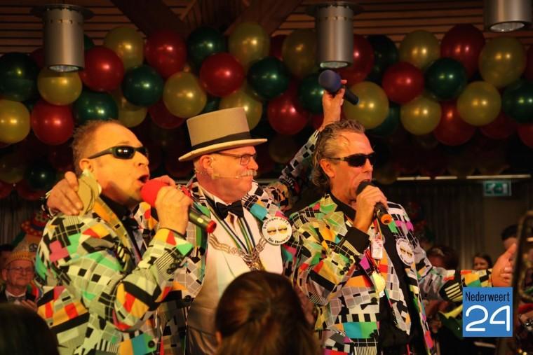 Sleuteloverdracht Carnaval in Kolderzaal Gemeentehuis Nederweert