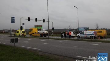Randweg-Zuid Ongeval