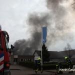 grote brand Nederweert