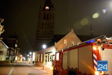 Loze melding Kerkstraat Nederweert