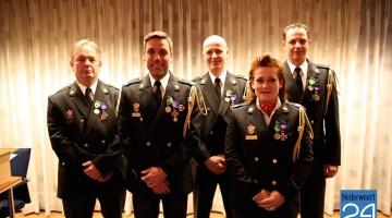 Jaarvergadering Brandweer Nederweert 2015