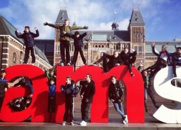 Amsterdam King of de Kids Battle