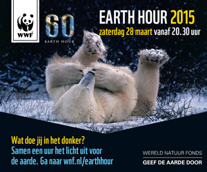 Earth Hour banner 2015