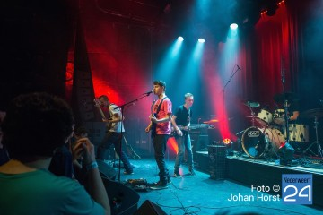 Raised by Wolves winnaar Van Horne Pop 2015