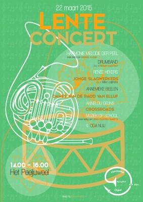 lente concert 2015 A3