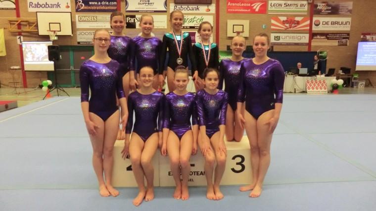 Limburgse Kampioenschappen Turnen