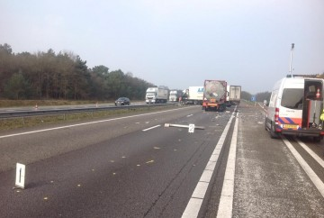 Ongeval A67