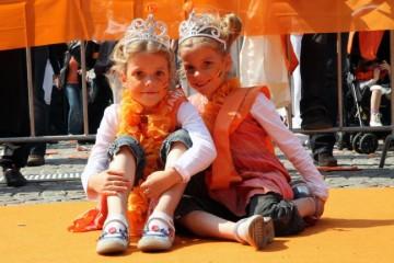 Oranjevrijmarkt weert