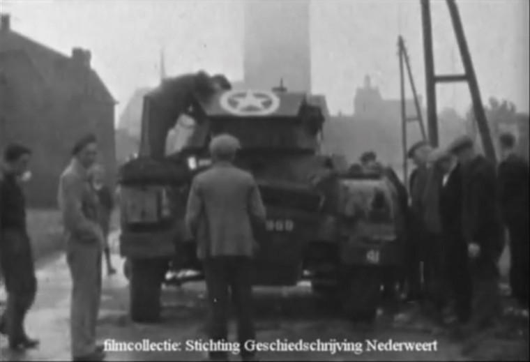 bevrijding Nederweert 1944