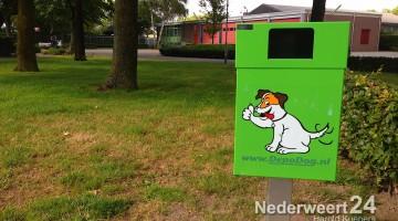 Een belangrijke 'boodschap'… | Extra controles opruimen hondenpoep
