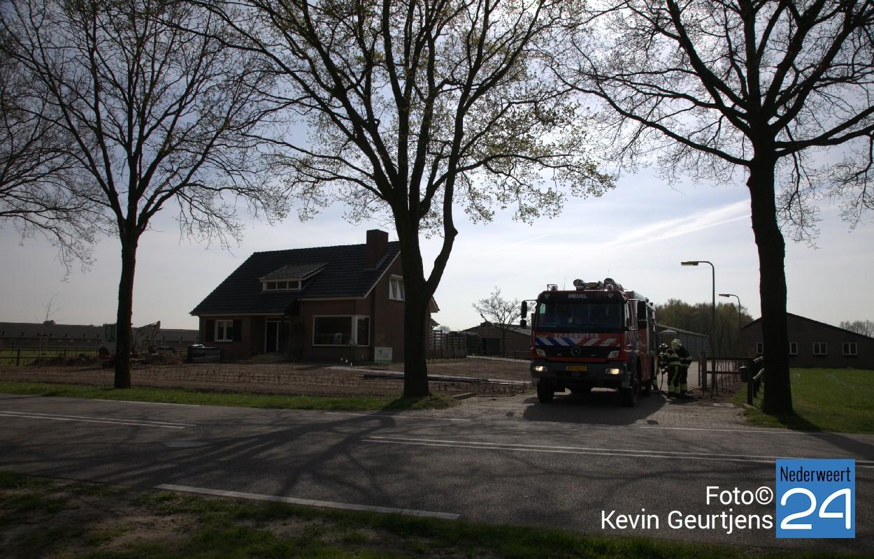 Gaslek Nederweerterdijk - Nederweert24 (persbericht)