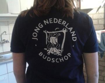 Jong Nederland Budschop leiding
