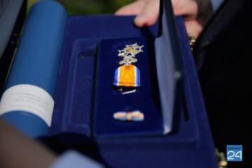 Uitreiking van zes Koninklijke onderscheidingen Nederweert