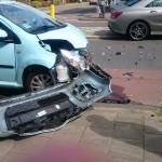 Ongeval Graafschap Hornelaan