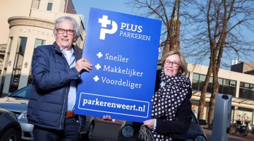 Parkeren in centrum Weert